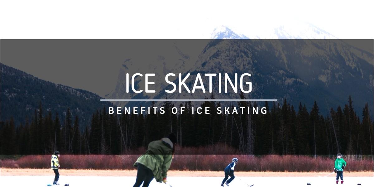 Health Benefits of Ice Skating