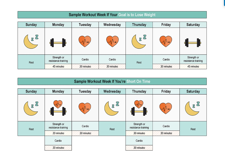 Sample Workout