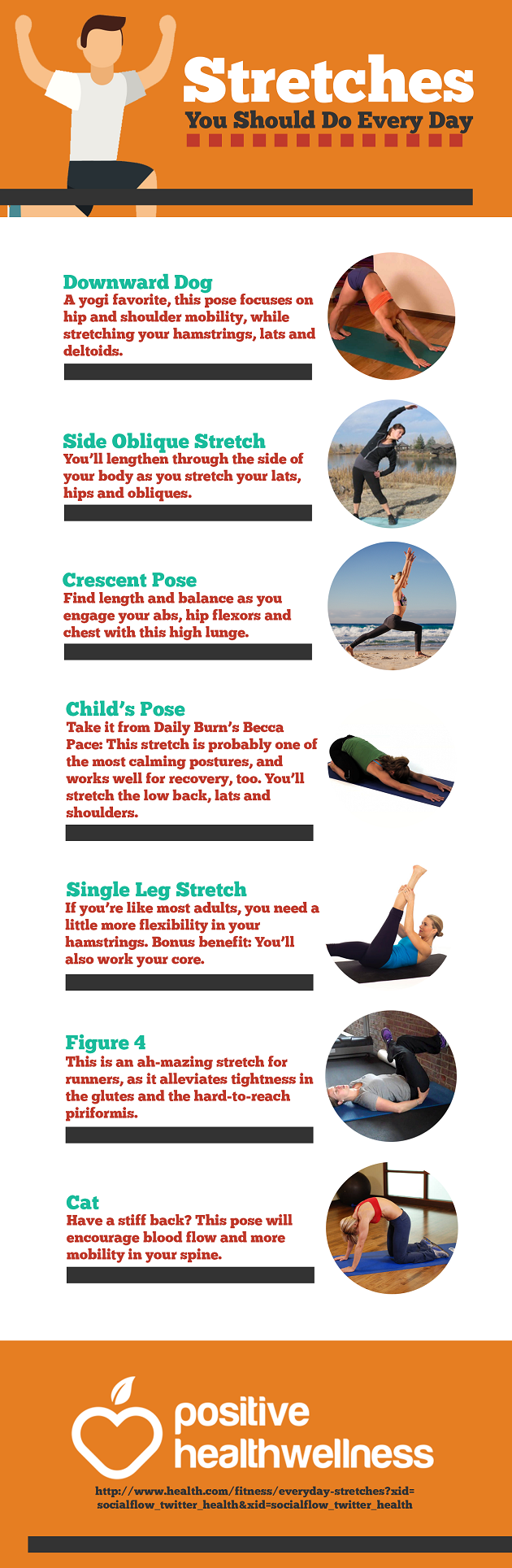 Stretches You Should Do Every Day