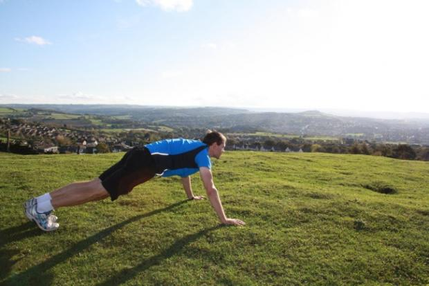 Personal training in Huddersfield, West Yorkshire